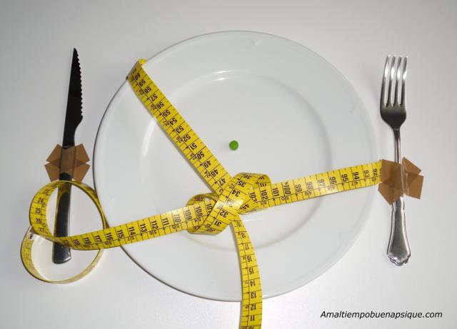 anorexia: no puedo comer, me da miedo engordar