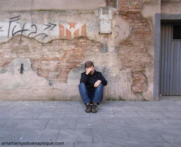 Depresión sin ganas de nada