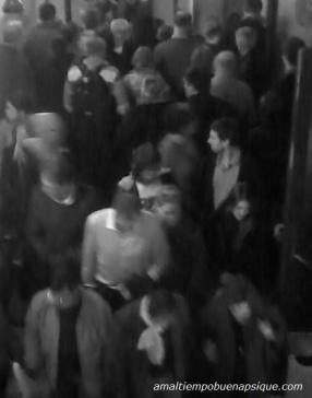 Tumulto de gente