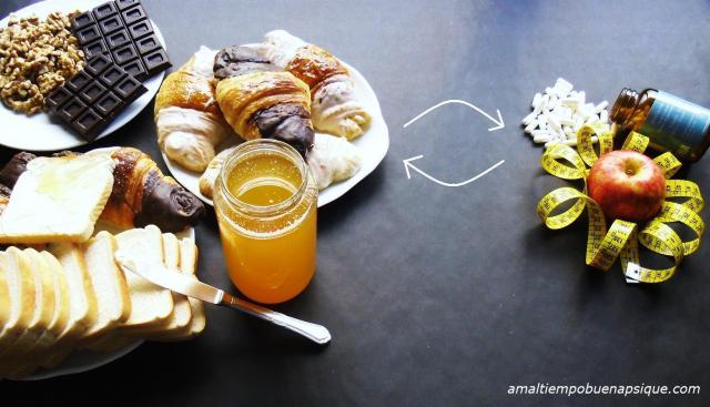 Atracones, dietas y fármacos en la bulimia